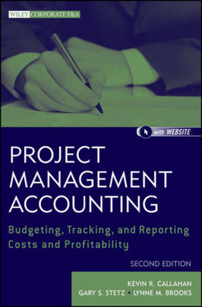 Project Management Accounting - Coverbild