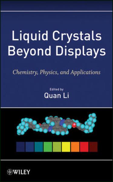 Liquid Crystals Beyond Displays - Coverbild