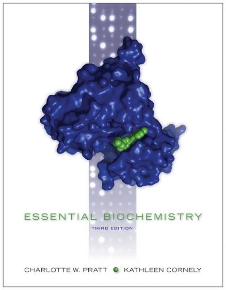 Essential Biochemistry - Coverbild