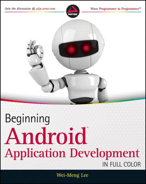 Beginning Android Application Development - Coverbild