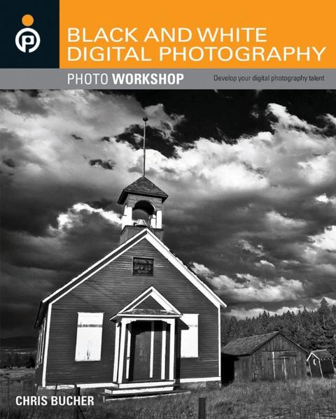 Black and White Digital Photography Photo Workshop - Coverbild