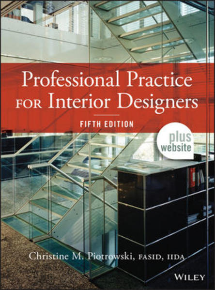 Professional Practice for Interior Designers - Coverbild