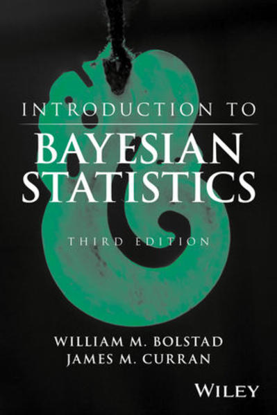 Introduction to Bayesian Statistics - Coverbild