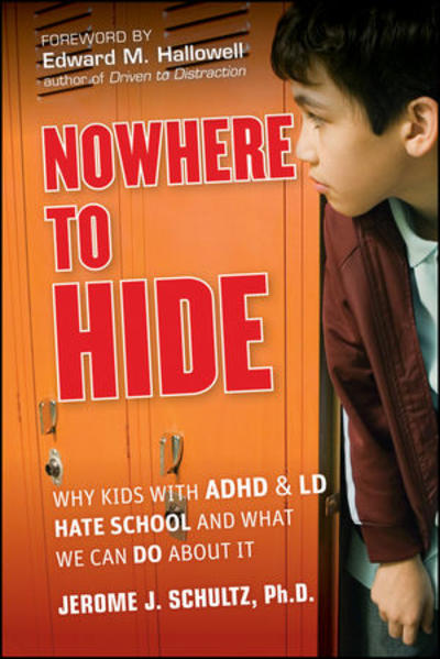 Nowhere to Hide - Coverbild