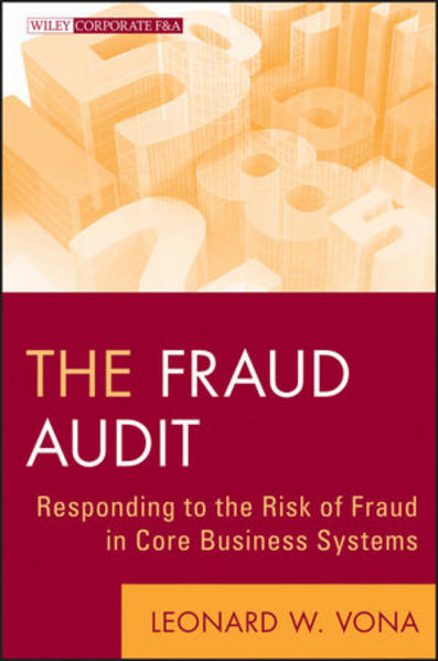 The Fraud Audit - Coverbild