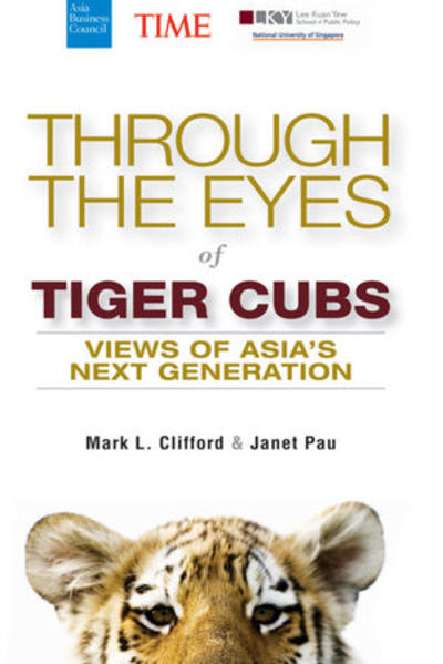 Through the Eyes of Tiger Cubs - Coverbild