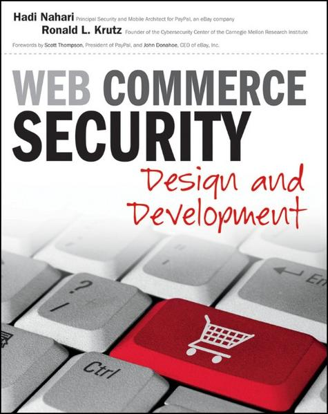 Web Commerce Security - Coverbild