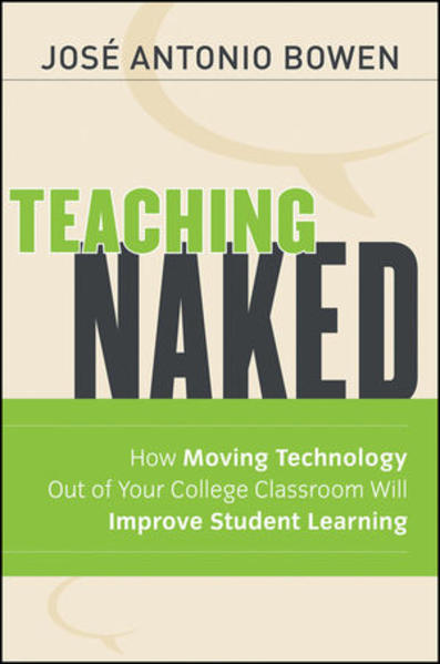 Teaching Naked - Coverbild