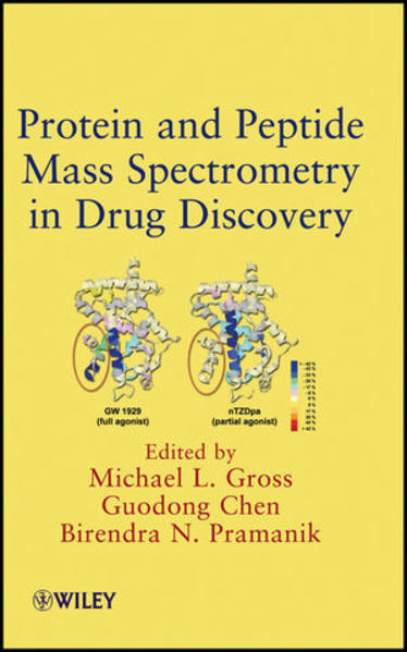 Protein and Peptide Mass Spectrometry in Drug Discovery - Coverbild