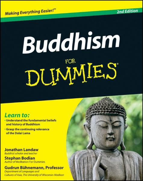 Buddhism For Dummies - Coverbild