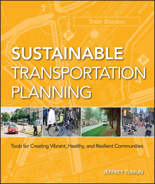 Sustainable Transportation Planning - Coverbild
