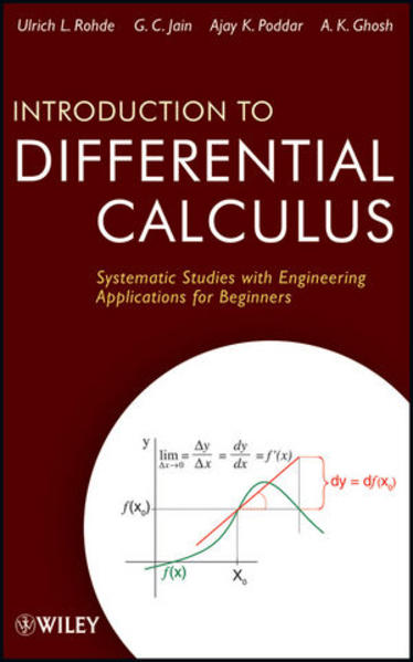 Introduction to Differential Calculus - Coverbild
