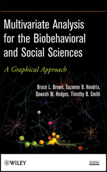 Multivariate Analysis for the Biobehavioral and Social Sciences - Coverbild