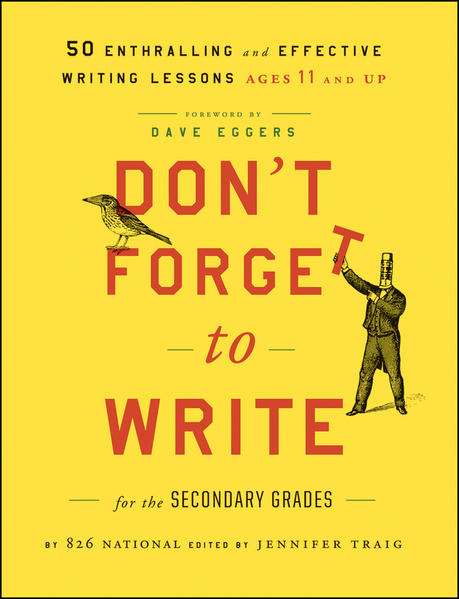 Don't Forget to Write for the Secondary Grades - Coverbild