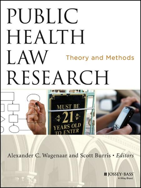Public Health Law Research - Coverbild