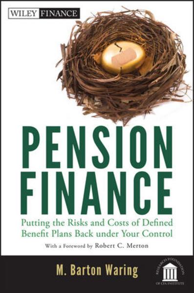 Pension Finance - Coverbild