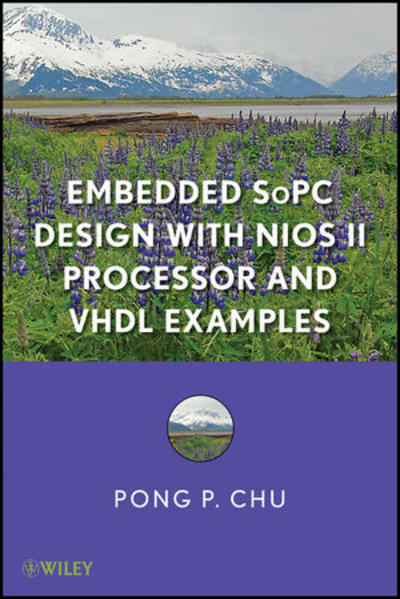 Embedded SoPC Design with Nios II Processor and VHDL Examples - Coverbild