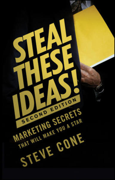 Steal These Ideas! - Coverbild