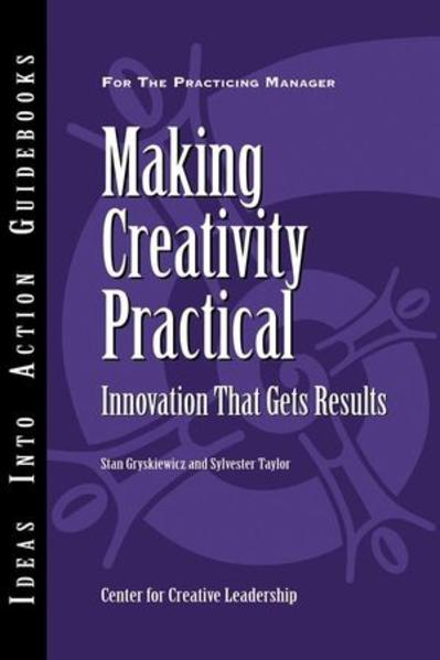 Making Creativity Practical - Coverbild