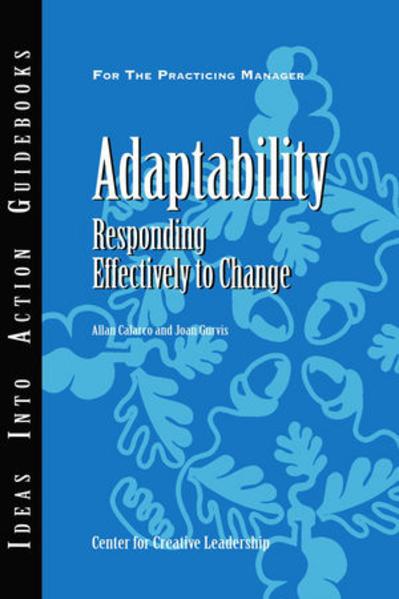 Adaptability - Coverbild