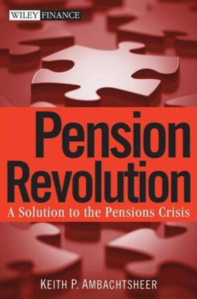 Pension Revolution - Coverbild