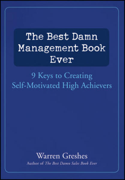 The Best Damn Management Book Ever - Coverbild