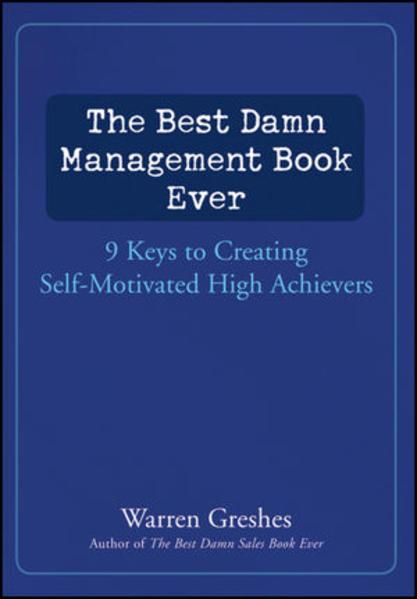 The Best Damn Management Book Ever - Coverbild
