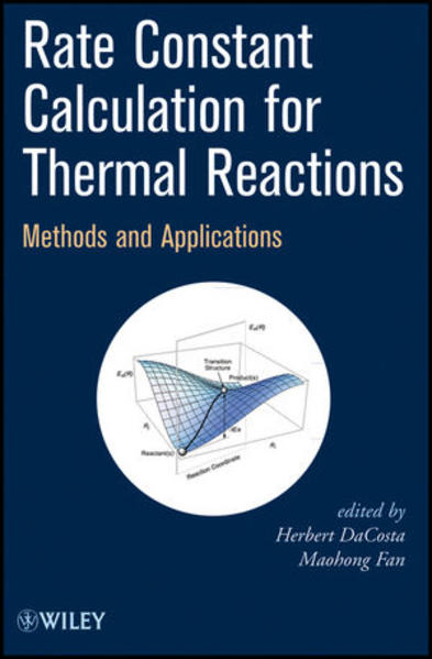 Rate Constant Calculation for Thermal Reactions - Coverbild