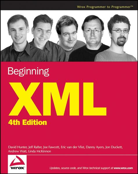 Beginning XML - Coverbild