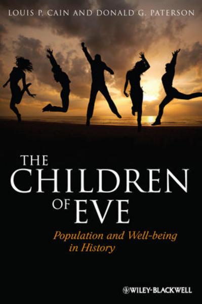 The Children of Eve - Coverbild