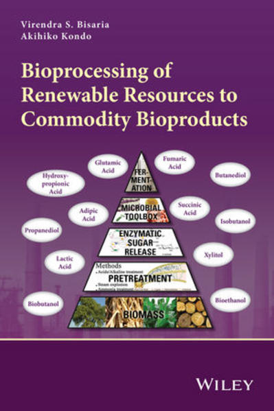 Bioprocessing of Renewable Resources to Commodity Bioproducts - Coverbild