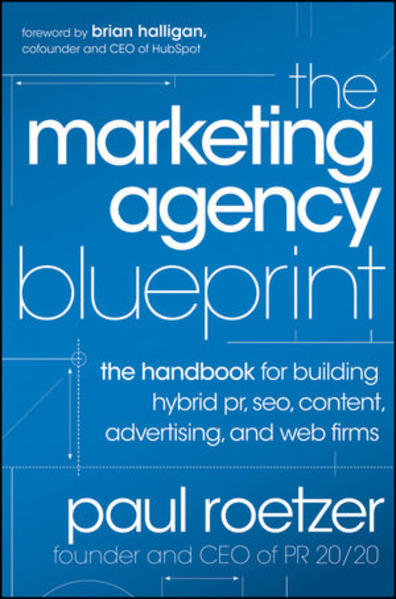 The Marketing Agency Blueprint - Coverbild