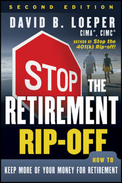Stop the Retirement Rip-off - Coverbild