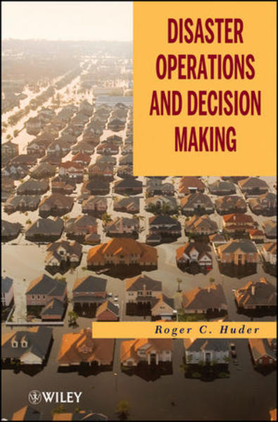 Disaster Operations and Decision Making - Coverbild