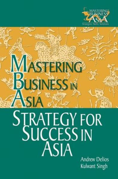 Strategy for Success in Asia - Coverbild