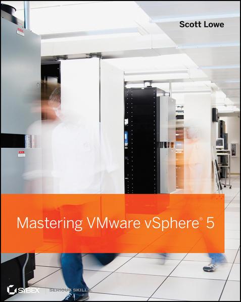 Mastering VMware vSphere 5 - Coverbild