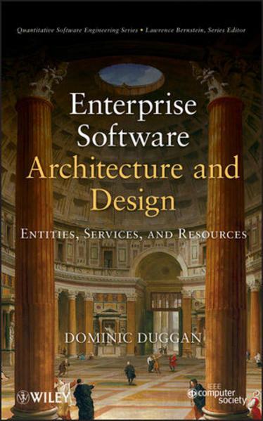 Enterprise Software Architecture and Design - Coverbild