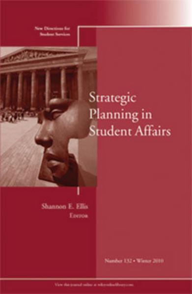Strategic Planning in Student Affairs - Coverbild
