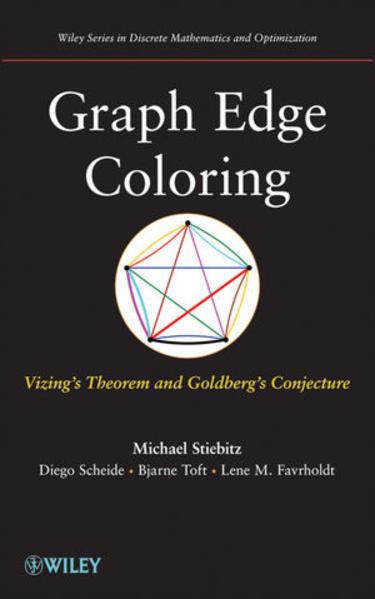 Graph Edge Coloring - Coverbild