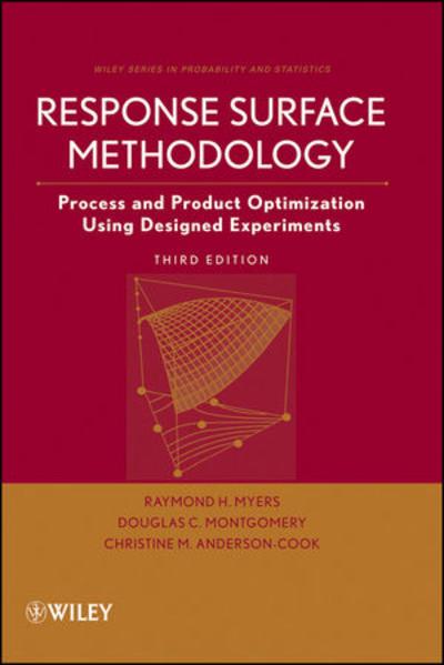 Response Surface Methodology - Coverbild