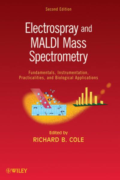 Electrospray and MALDI Mass Spectrometry - Coverbild