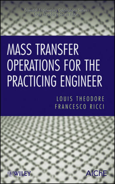 Mass Transfer Operations for the Practicing Engineer - Coverbild