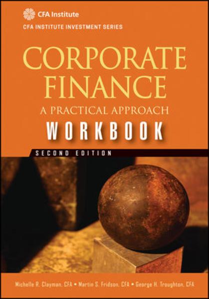 Corporate Finance Workbook - Coverbild