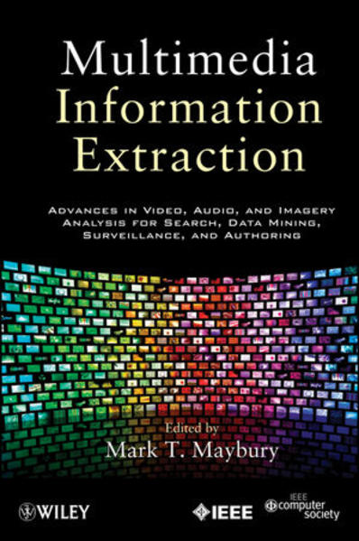 Multimedia Information Extraction - Coverbild