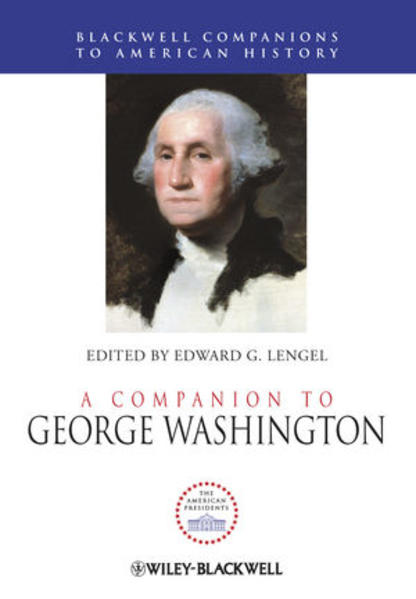 A Companion to George Washington - Coverbild