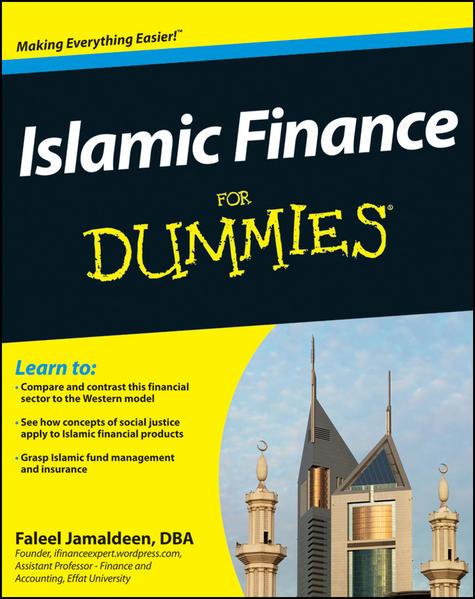 Islamic Finance For Dummies - Coverbild