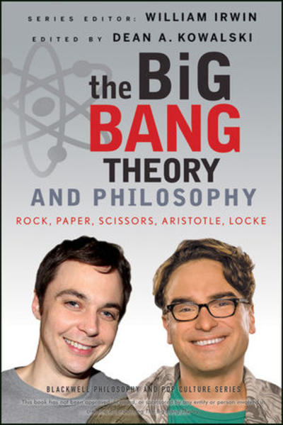 The Big Bang Theory and Philosophy - Coverbild