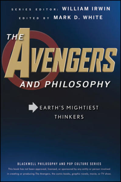 The Avengers and Philosophy - Coverbild