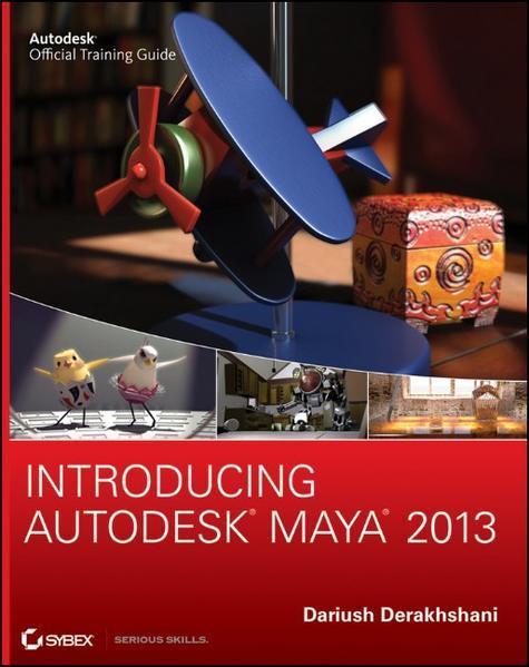 Introducing Autodesk Maya 2013 - Coverbild