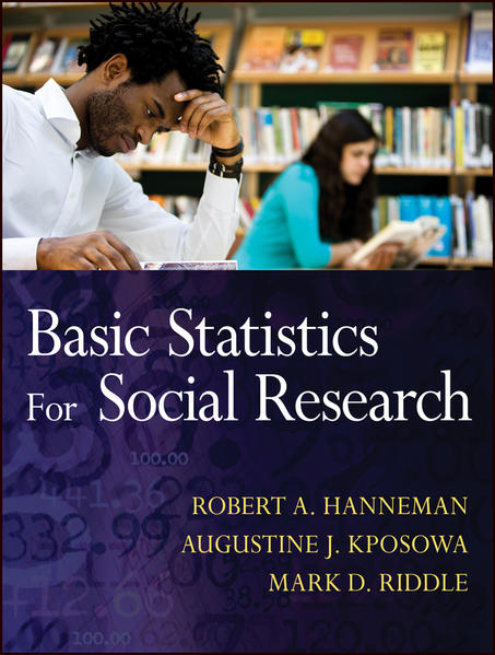 Basic Statistics for Social Research - Coverbild